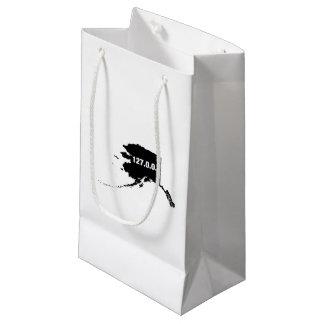 Alaska Is Home Programmer Small Gift Bag