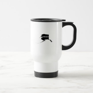 Alaska Is Home Programmer Travel Mug