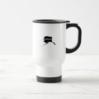 Alaska Is Home Programmer Travel Mug