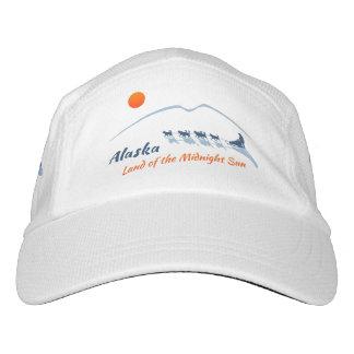 Alaska. Land of the Midnight Sun - Color Logo Hat