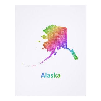 Alaska Letterhead