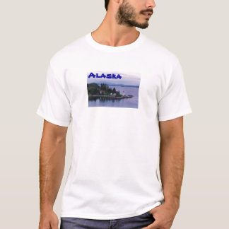Alaska Lighthouse T-Shirt