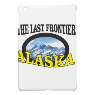 alaska logo art iPad mini case