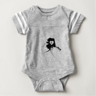 Alaska Love Baby Bodysuit