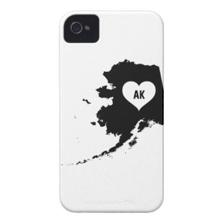 Alaska Love Case-Mate iPhone 4 Case