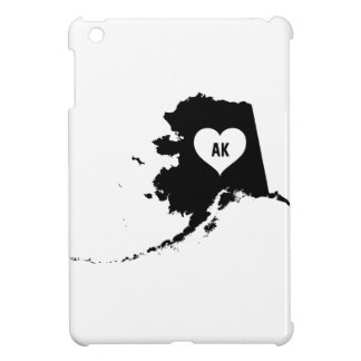 Alaska Love iPad Mini Cases