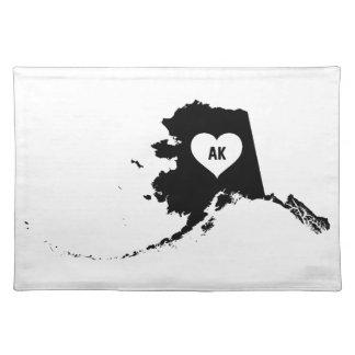 Alaska Love Placemat