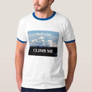 Alaska Mckinley Climb Me T-Shirt