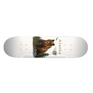 Alaska merchandise skate board deck