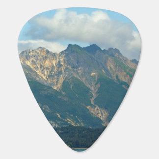 Alaska Mountains 779 Guitar Pick