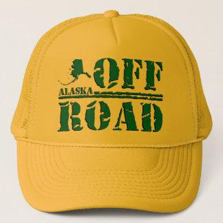 Alaska Off Road Trucker Hat