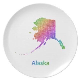 Alaska Plates