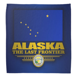 Alaska Pride Head Kerchief