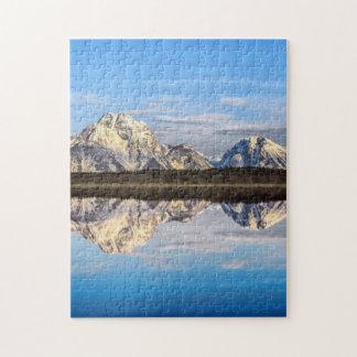 Alaska Reflection Jigsaw Puzzle