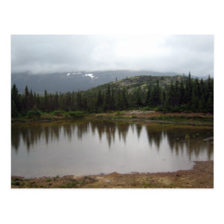 Alaska Reflections Postcard