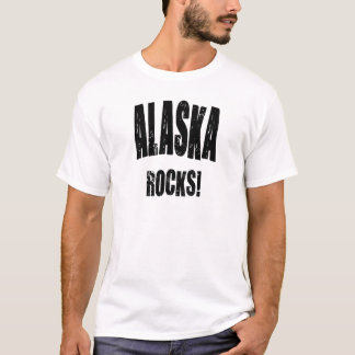 Alaska Rocks! T-Shirt