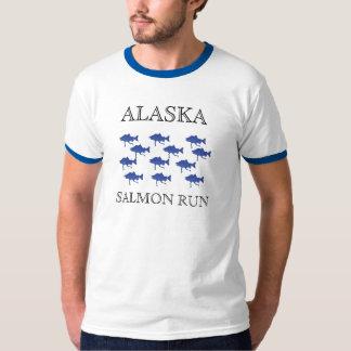 ALASKA SALMON RUN 2010 T-Shirt
