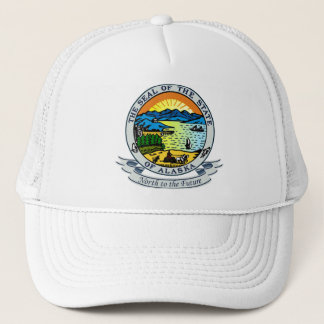 Alaska Seal Trucker Hat