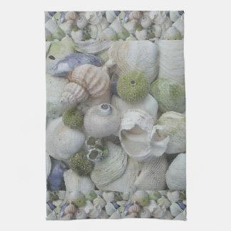 Alaska Seashells Collection Kitchen Towel