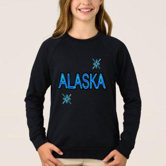 Alaska Snowflake Sweatshirt