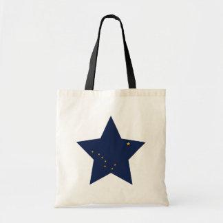 Alaska Star Tote Bag
