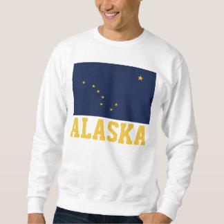 Alaska State Flag Sweatshirt
