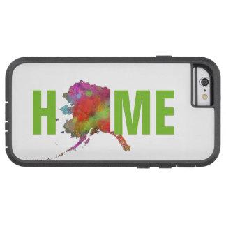 ALASKA STATE MAP - TOUGH XTREME iPhone 6 CASE