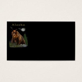 Alaska State merchandise Business Card