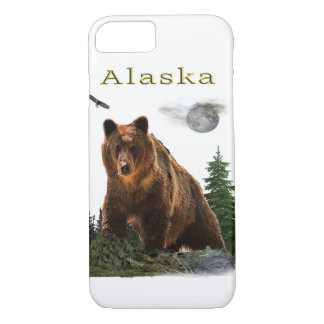 Alaska State merchandise iPhone 8/7 Case
