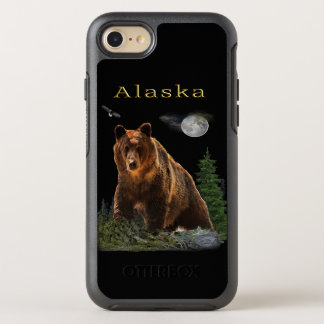 Alaska State merchandise OtterBox Symmetry iPhone 8/7 Case