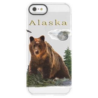 Alaska State merchandise Permafrost® iPhone SE/5/5s Case