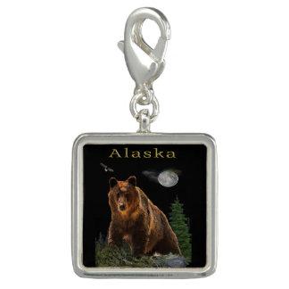 Alaska State merchandise Photo Charms