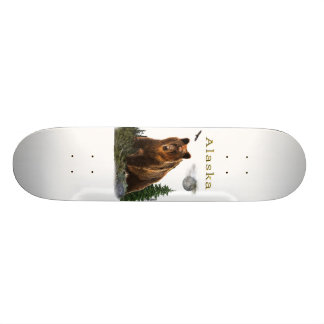 Alaska State merchandise Skateboard Decks