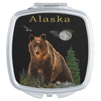 Alaska State merchandise Vanity Mirror