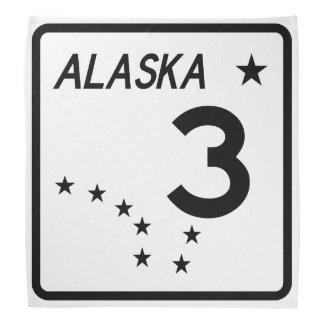 Alaska State Route 3 Head Kerchiefs