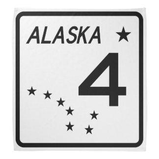 Alaska State Route 4 Bandanna