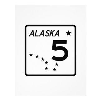 Alaska State Route 5 Letterhead