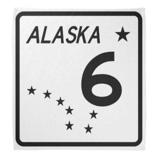 Alaska State Route 6 Head Kerchiefs