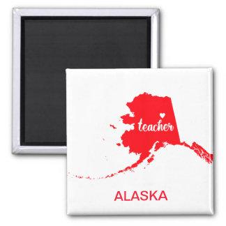 Alaska Teacher Magnet