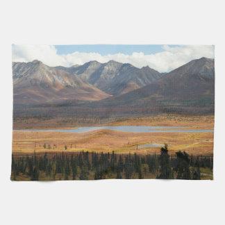 Alaska Tundra Kitchen Towel