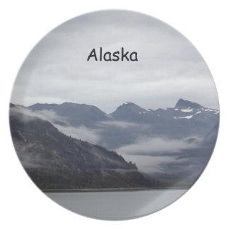 Alaska, Wild and Wonderful Plate
