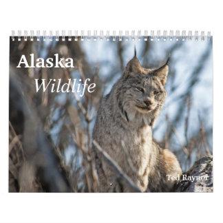 Alaska Wildlife Calendar