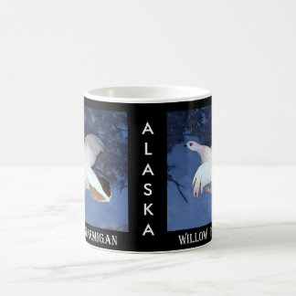 Alaska Willow Ptarmigan Coffee Mug