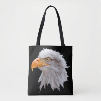 Alaskan Bald Eagle All Over Print Bag