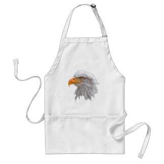 Alaskan Bald Eagle Apron