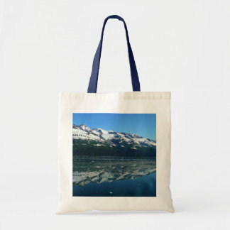 Alaskan Coastline Beautiful Nature Photography Tote Bag