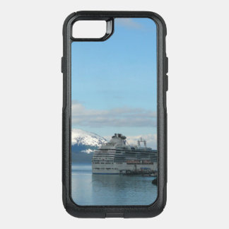 Alaskan Cruise Vacation Travel Photography OtterBox Commuter iPhone 8/7 Case