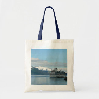 Alaskan Cruise Vacation Travel Photography Tote Bag