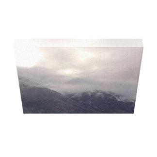 Alaskan Fjord Canvas Print