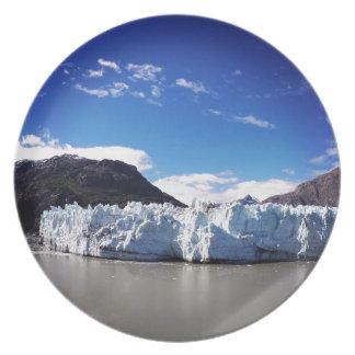 Alaskan Glacier Dinner Plate